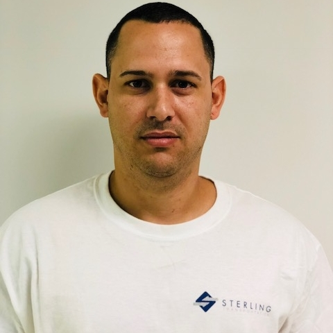 Guillermo Martinez    Freight Handler   Miami, FL