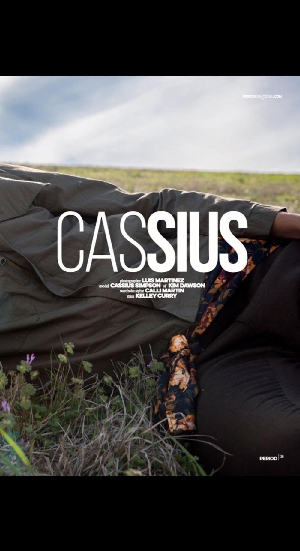 cassius - photographer : luis martinezmodel : cassius simpson of kim dawsonwardrobe stylist : calli martinmua : kelley curry