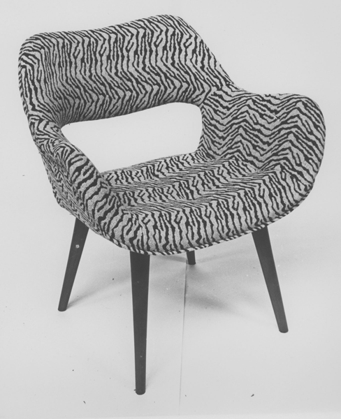 A310H Contour Space dining chair, 1953
