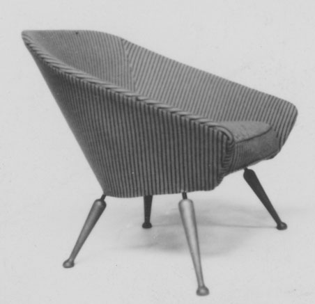 Town House chair, 1956