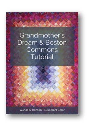 Grandmother's Dream & Boston Commons Tutorial