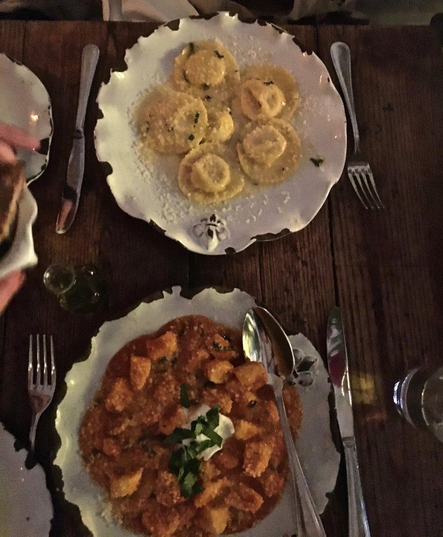 PALMA, 28 CORNELIA STREET, LUNCH AND DINNER