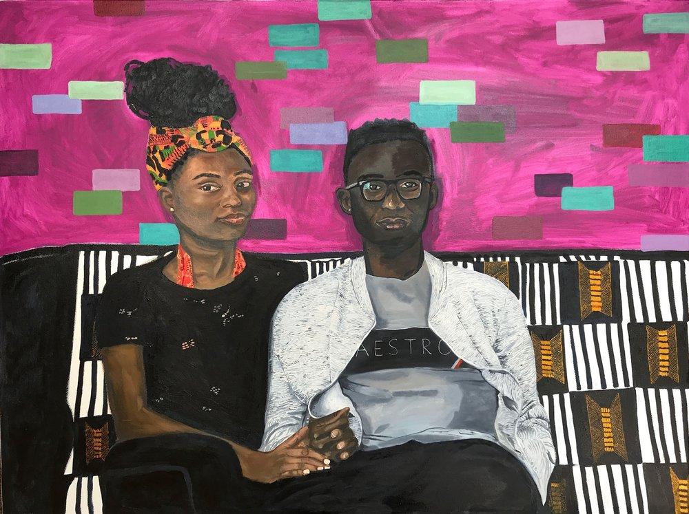 Asha and Felix