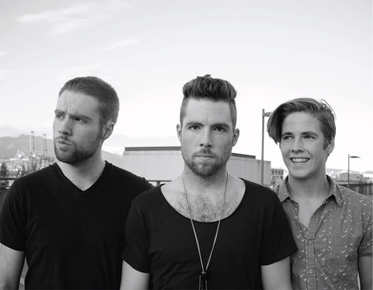 PERFORMER   HER BROTHERS |  @HERBROTHERSOFFICIAL   ALTERNATIVE ROCK GROUP  ALDERGROVE, BC