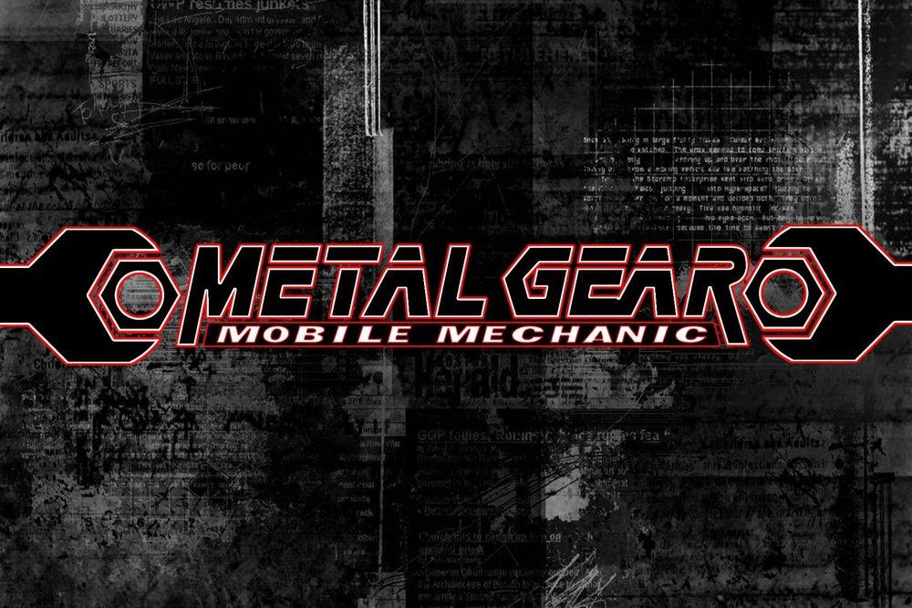 Metal Gear Mobile Mechanic