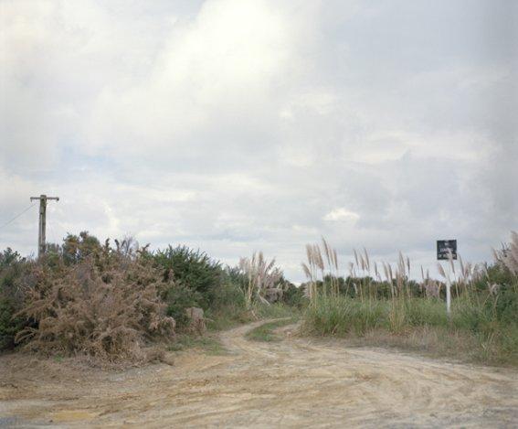 Carolin Casey: 'No dumping of rubbish', 2009