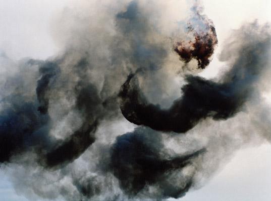 Geoffrey Habberfield Short: 'Untitled Explosion' (9LF), 2007/2009