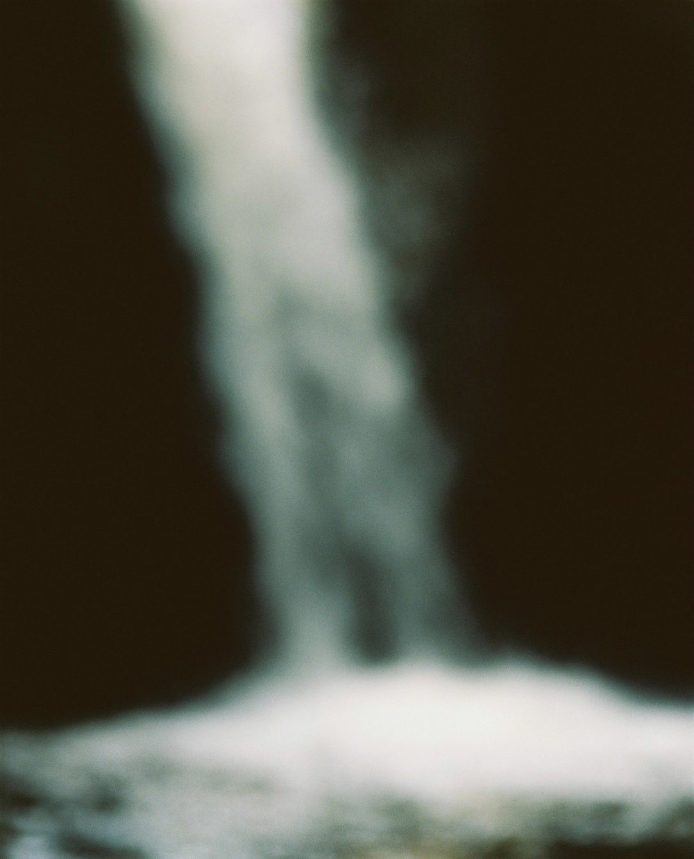 Untitled (waterfall), 2018