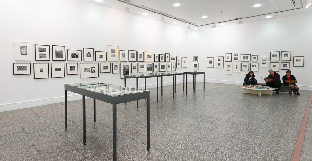 History in the Taking - Forty Years of PhotoForum at  Gus Fisher Gallery, Auckland, 6 to 28 June 2014