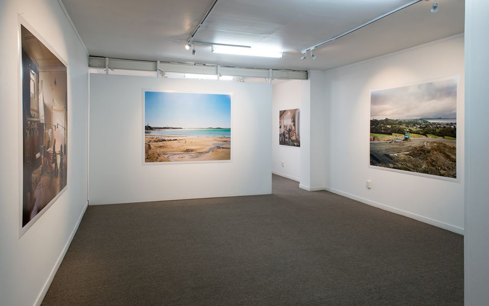 Chris Corson-Scott exhibition at Photospace Gallery, Wellington, Feb-April 2015