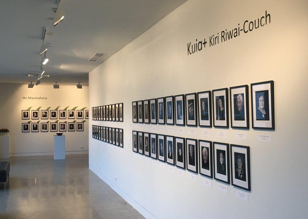 Kuia+ at Aratoi Museum