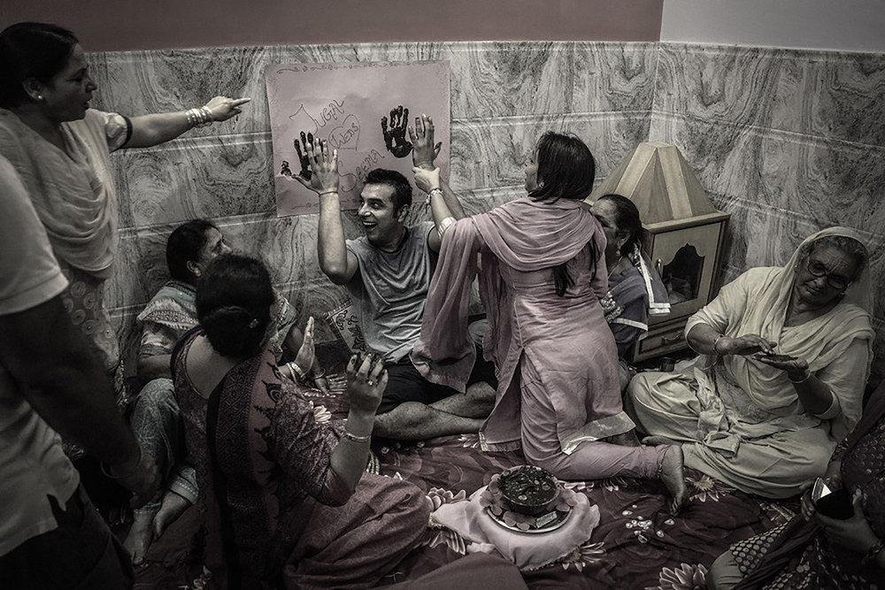 Cai Huansong  查谟,  India , 2014