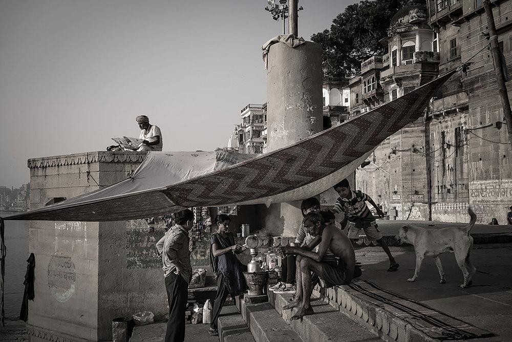 Cai Huansong  瓦拉纳西,  India , 2014 (DSC2274)