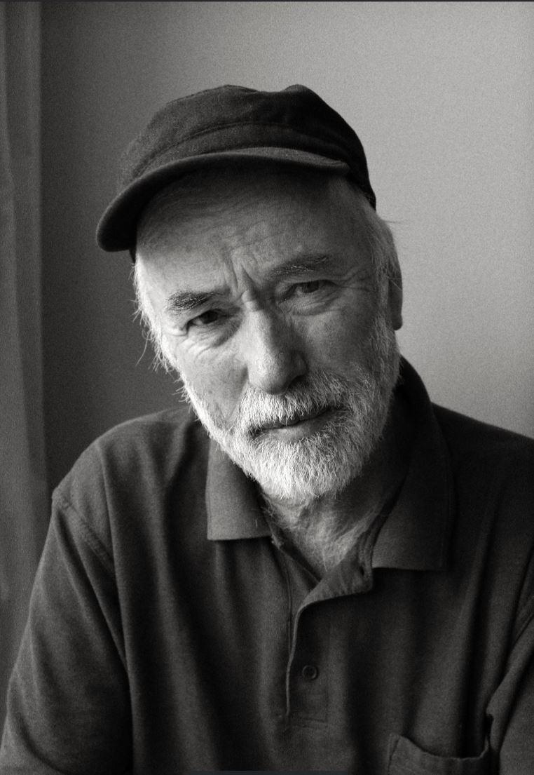 Julian Ward  self-portrait, Wellington, NZ , 2018