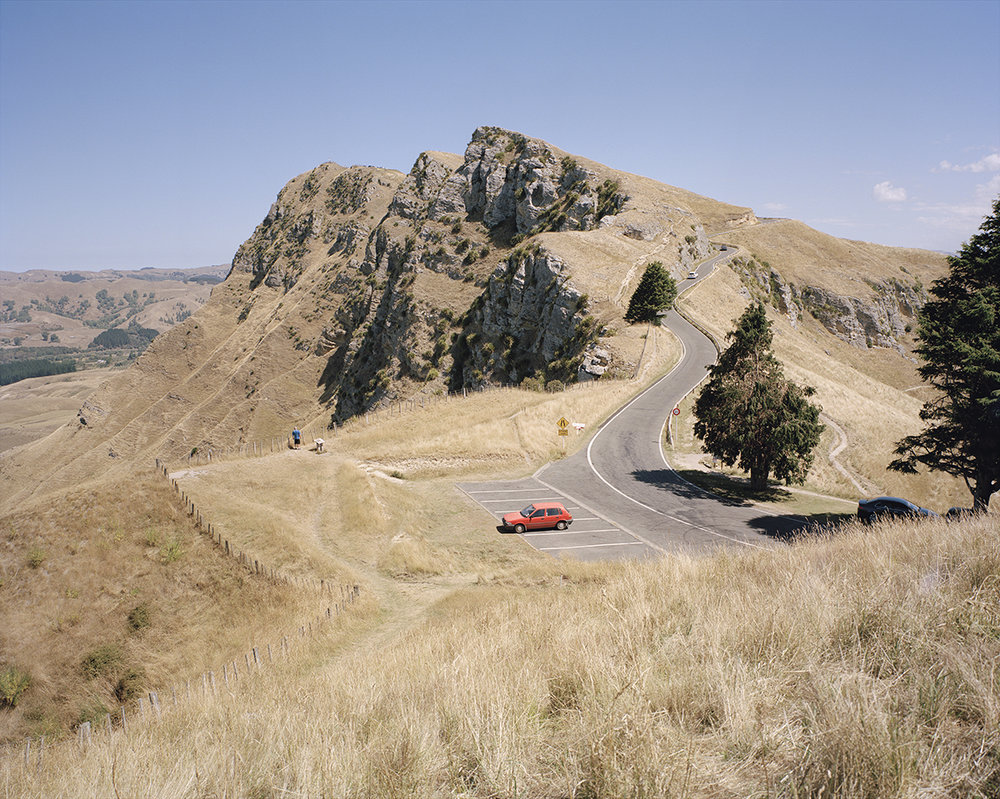 Harry Culy, Car Park, Te Mata Peak, Hawkes Bay, 2018