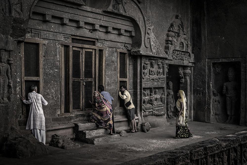 Cai Huansong: 纳西克,  India , 2015 (L1100194)