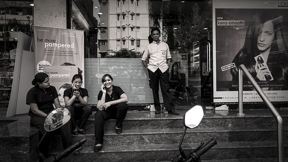Cai Huansong: 孟买,  India , 2013 (B110643)