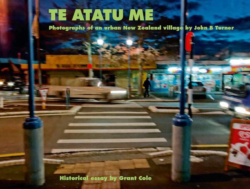 PhotoForum 84: 'Te Atatu Me - Photographs of an urban New Zealan