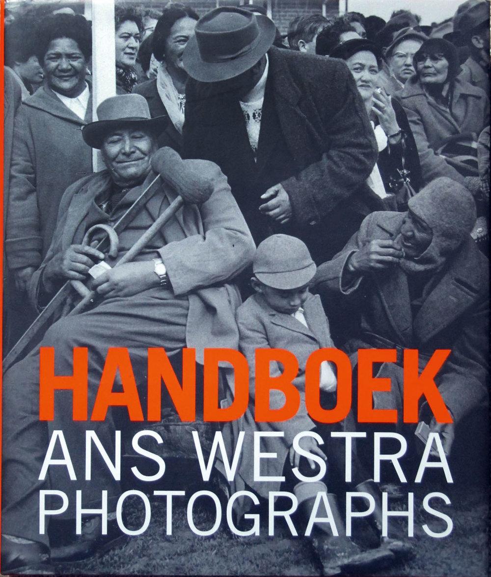 PhotoForum 71/72: 'Handboek: Ans Westra Photographs', published