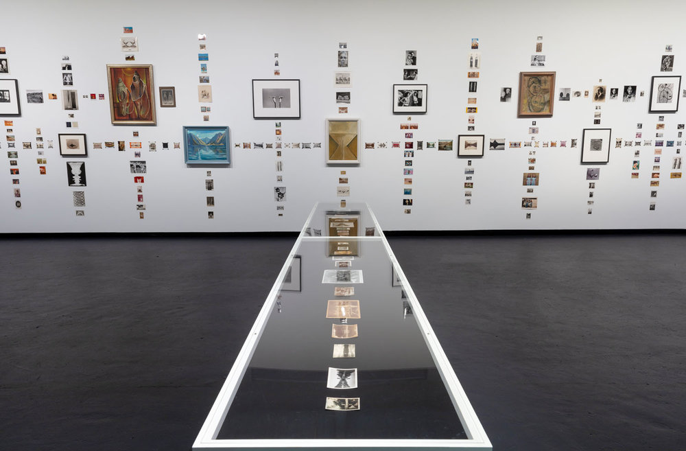 Patrick Pound,  On Reflection , City Gallery Wellington.