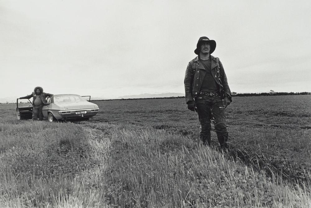 Glenn Jowitt.  Devil and Baldie , 1979.  Photo-Forum  46 (August 1980). p. 48.
