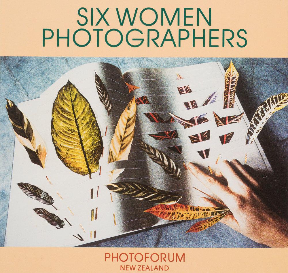 PhotoForum 56: Six Women Photographers, 1987.