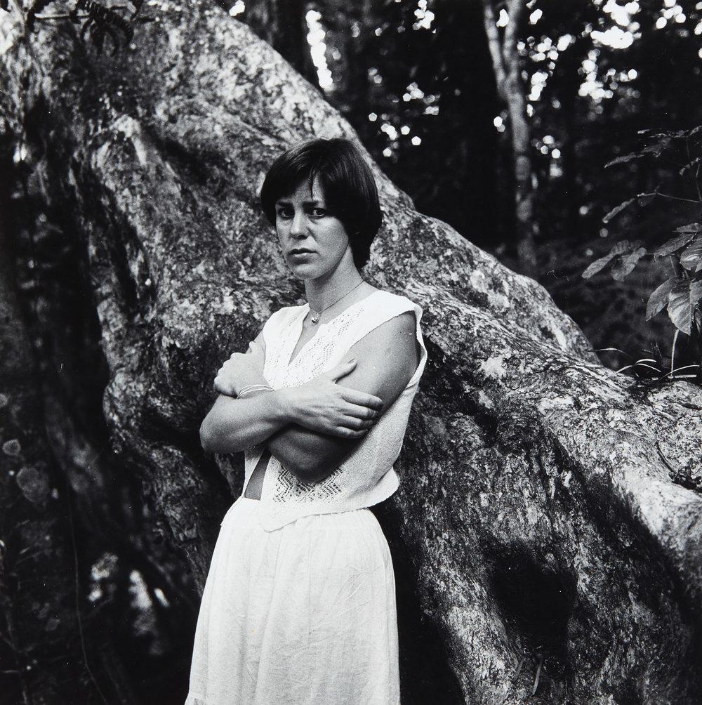 Peter Peryer.  Erika , 1975