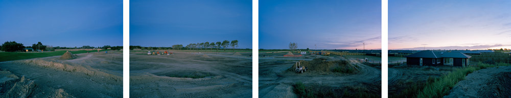 Mitchell Bright, from  Transitional Landscapes.