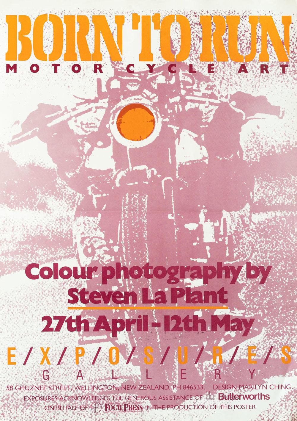 Steven la PlantBorn to Run27 April – 12 May 1984