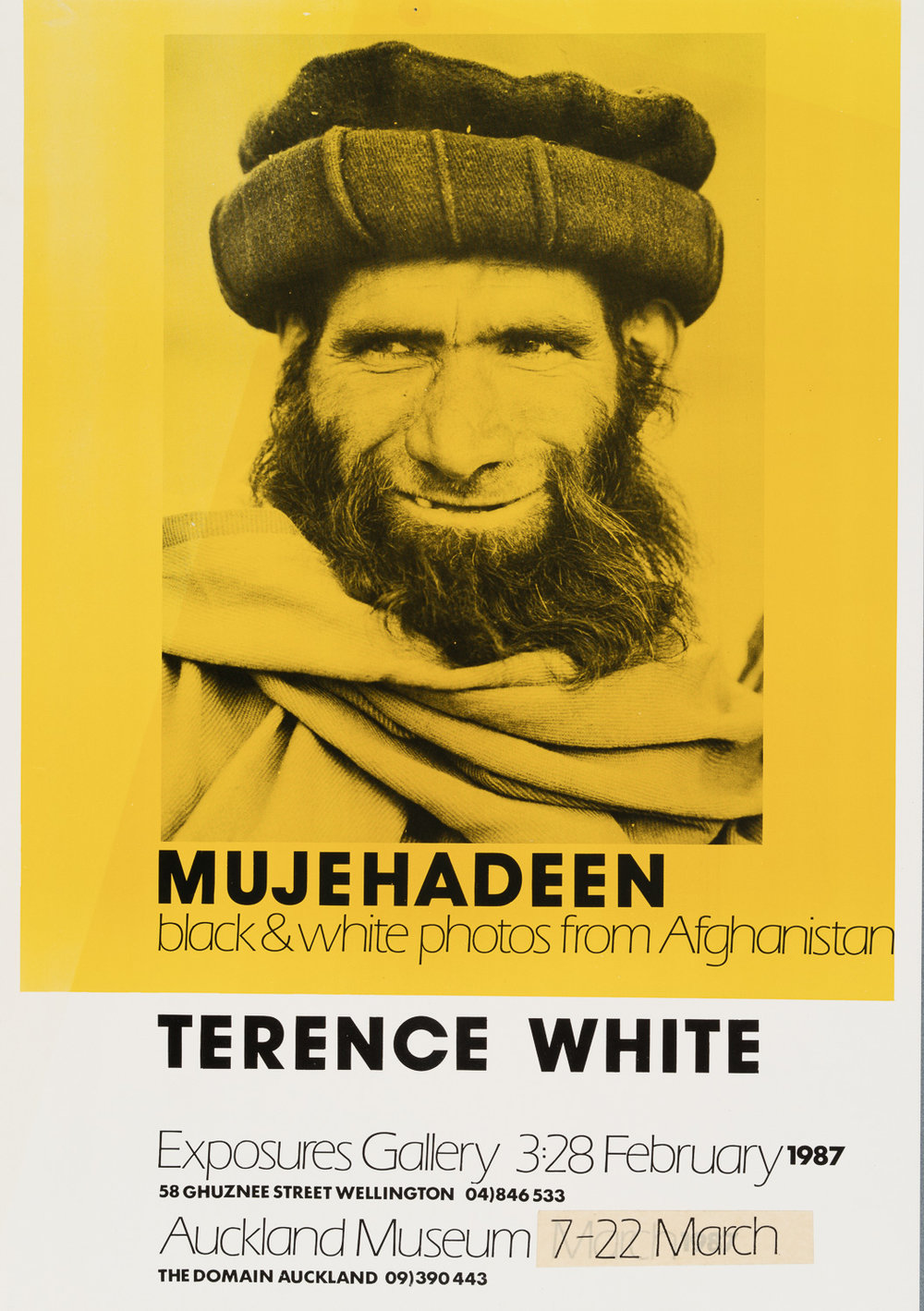 Terence WhiteMujehadeen3 – 28 February 1987