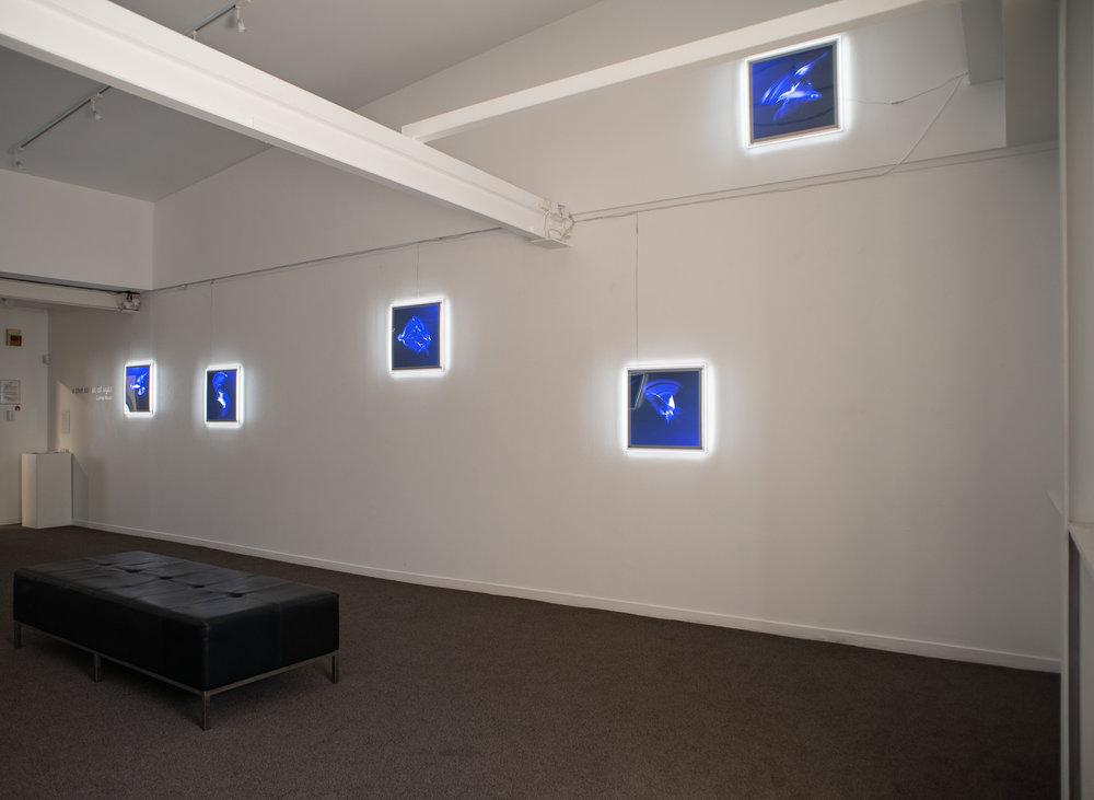 Camus Wyatt,  Blue Sonata nos 1-5