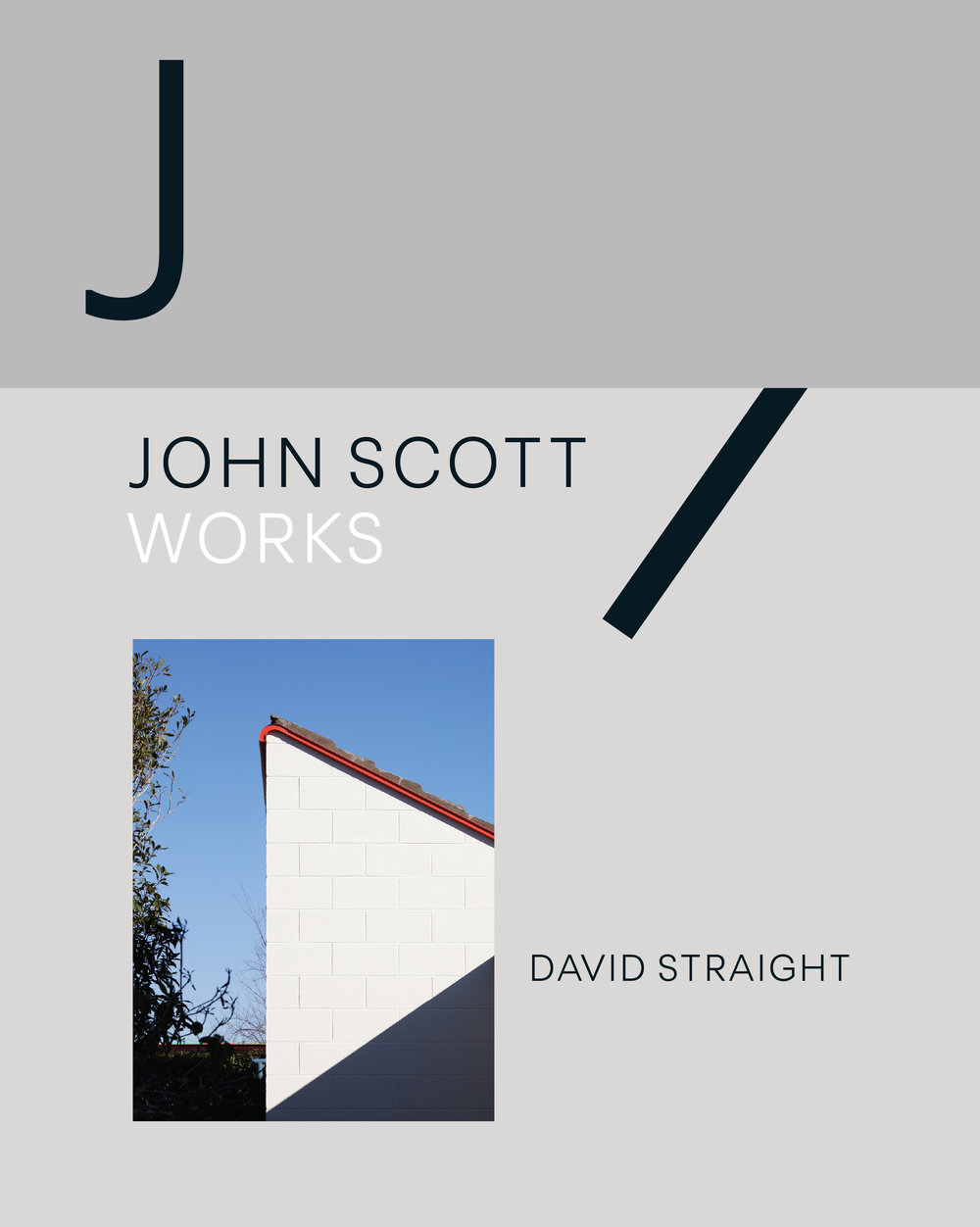 David Straight,  John Scott Works , cover