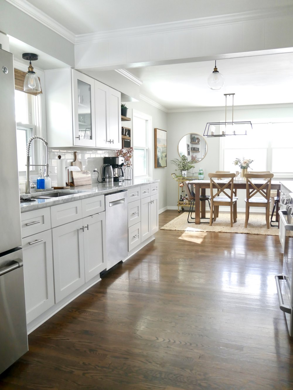 Our Fifties Fixer Upper Kitchen Sources