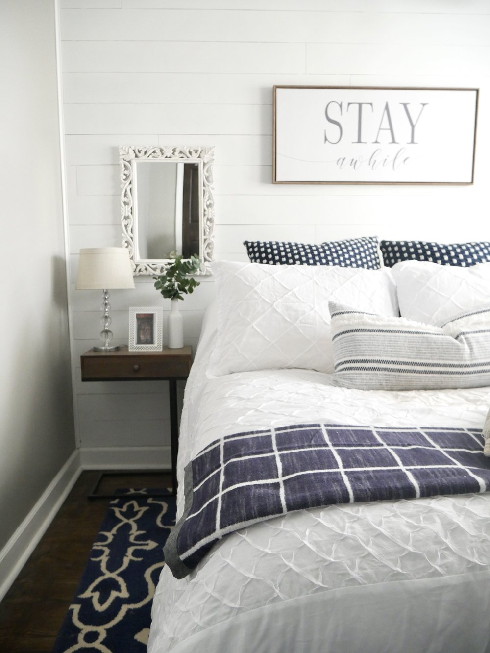 Our Fifties Fixer Upper: Guest Bedroom Sources