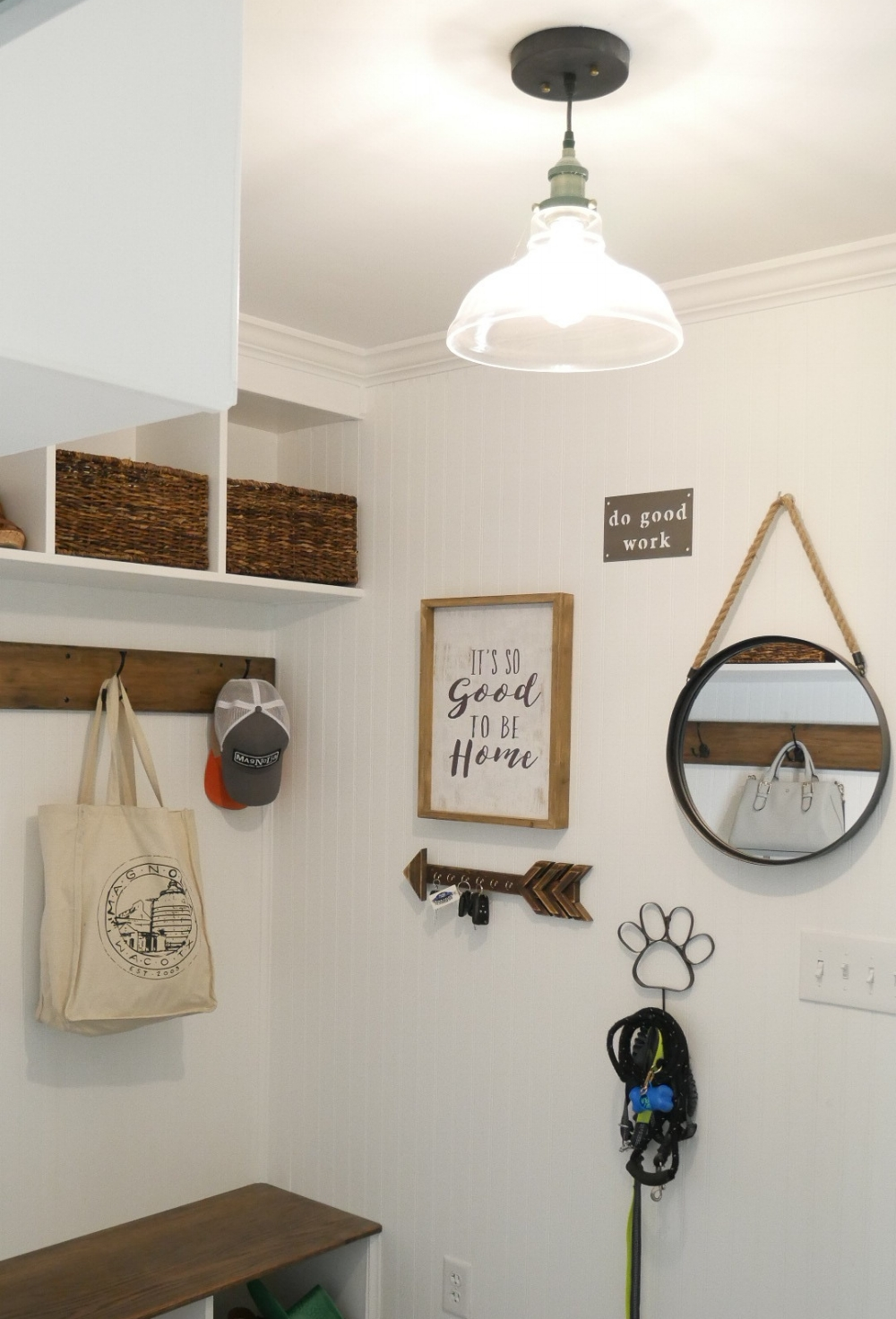 Our Fifties Fixer Upper: Mudroom Sources