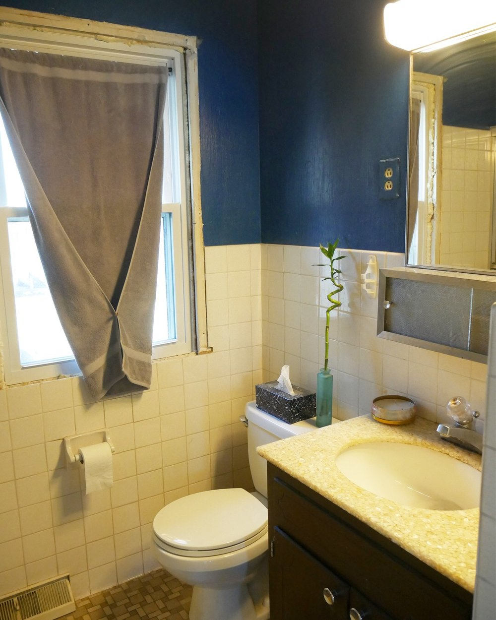 before | Our Fifties Fixer Upper