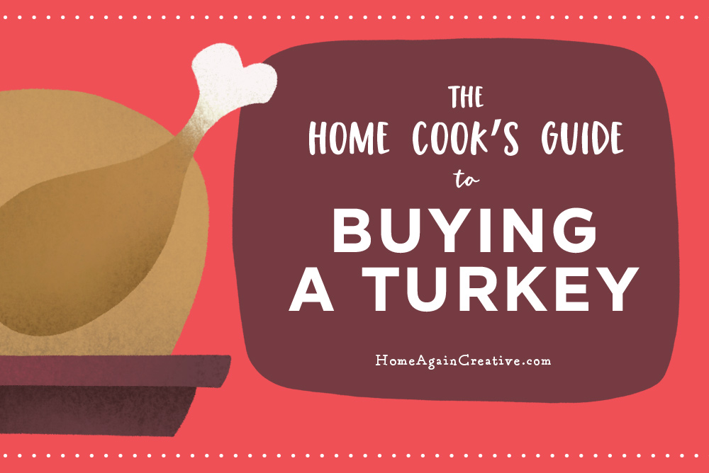 Turkey Buying Guide | Home Again Creative