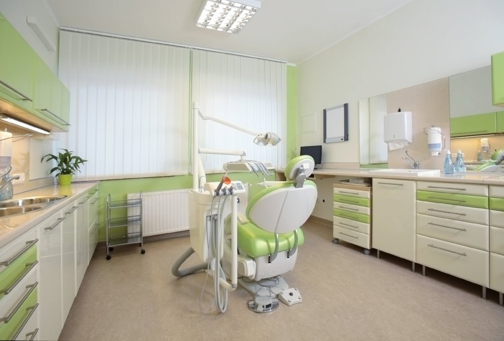 medical dental office cleaning