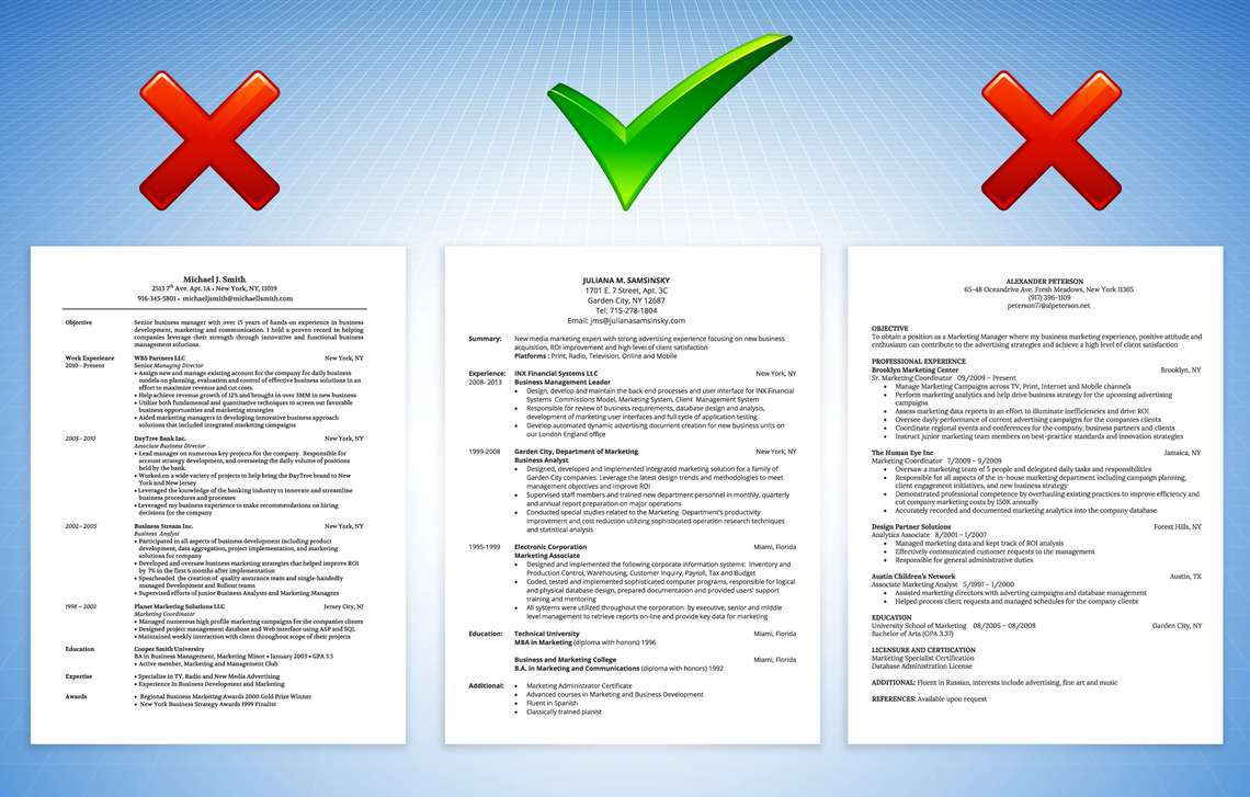 5 Traits Of A Resume That Will Get You Hired ITH Staffing
