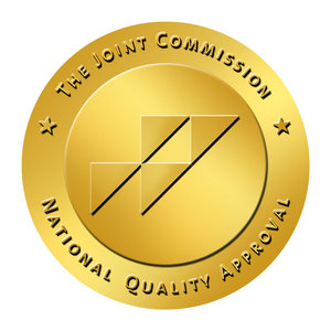 Gold Seal Standard Certification accredited by the Joint Commission