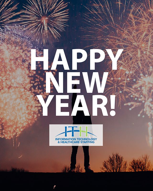 Happy new year from your extended family at ITH Staffing. If you're looking for a new position in 2019, there is no better time than now. Email us your resume to Staffing@ITHStaffing.com to be connected to a recruiter. #ITHStaffing #Nowhiring #Nursejobs #ITJobs #Healthcare