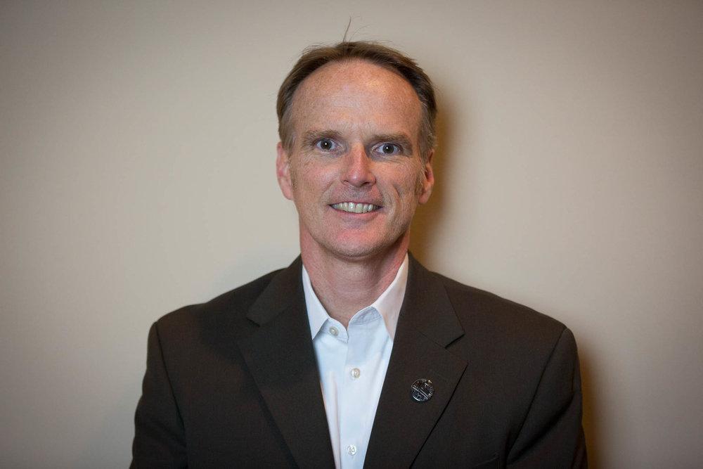 Dr. Mike Slagle, Secretary - Blue Valley School District