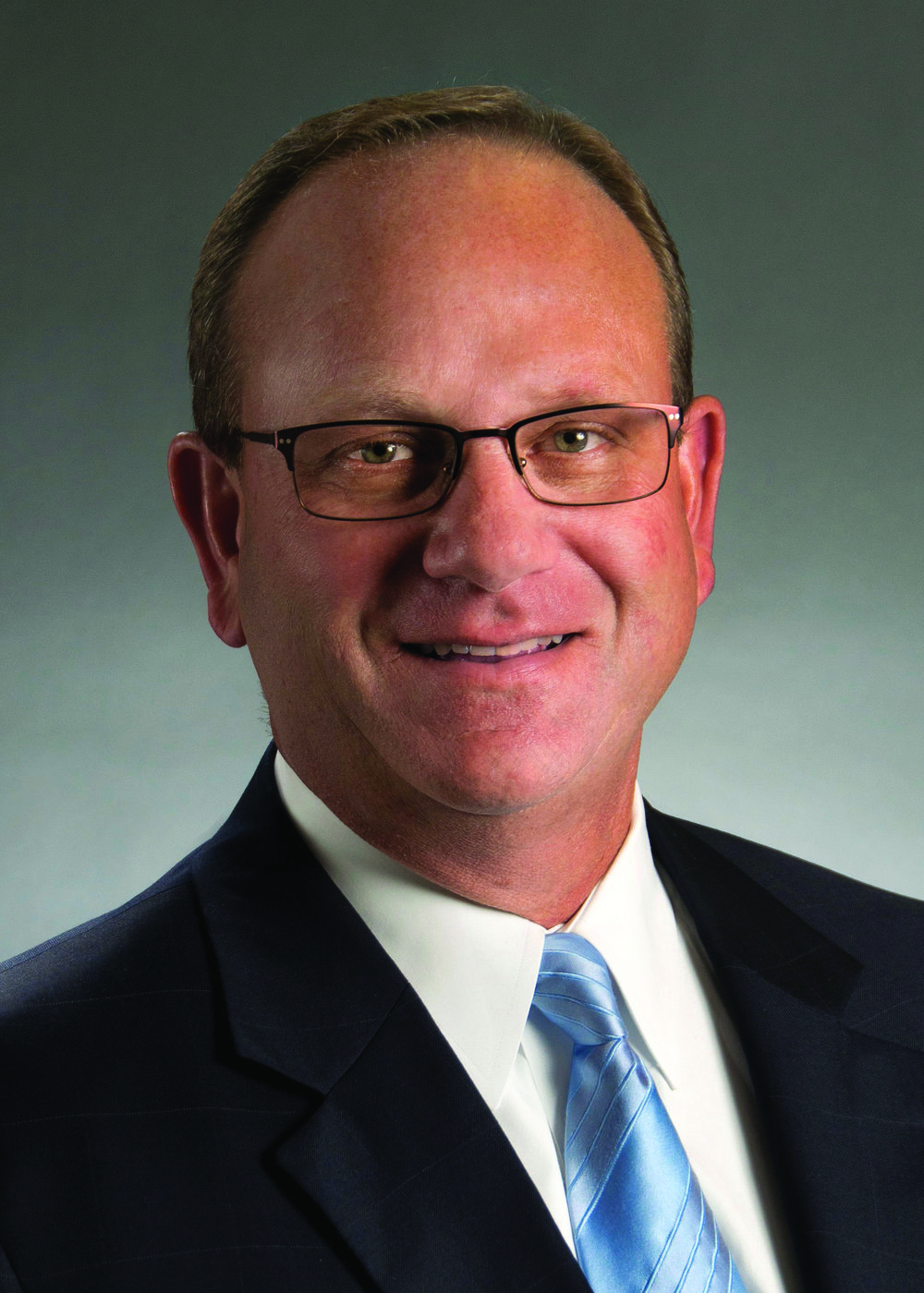 Dr. Todd White, Blue Valley Schools Superintendent