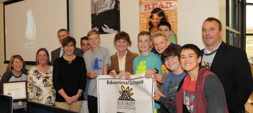BVEF Teacher Grants Make a Difference: Meet 11-time BVEF grant award winner, Ronda Hassig