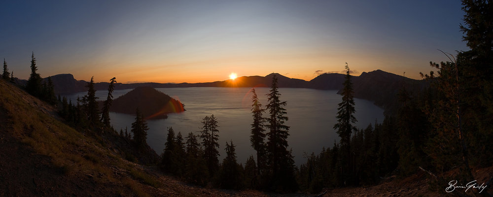 Discovery Point Sunrise (Brian Gailey)