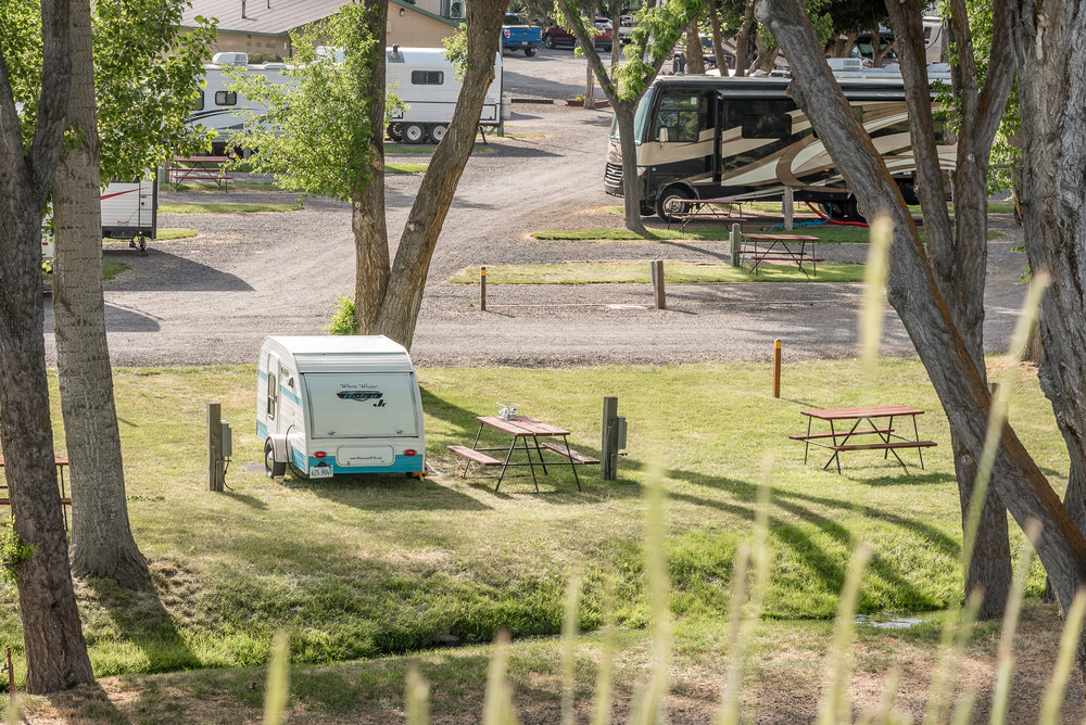 Klamath Falls KOA - Your Basin adventure basecamp.