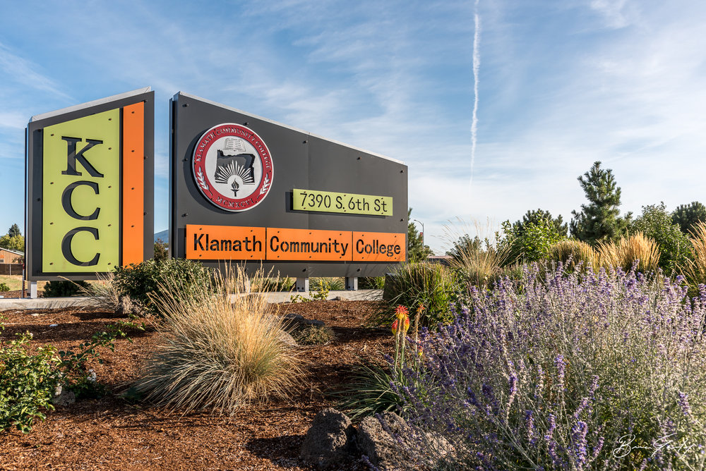 Klamath Community College, File Photo (Brian Gailey)