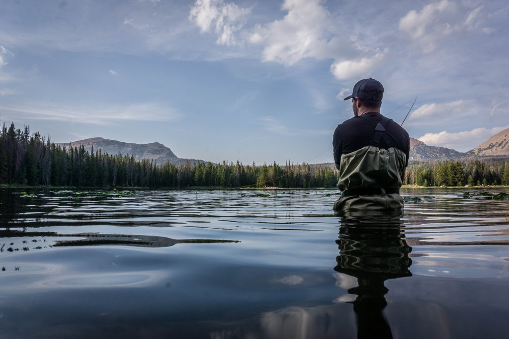 Basin Adventures - Fall Fishing (Image:  Tyson Dudley )