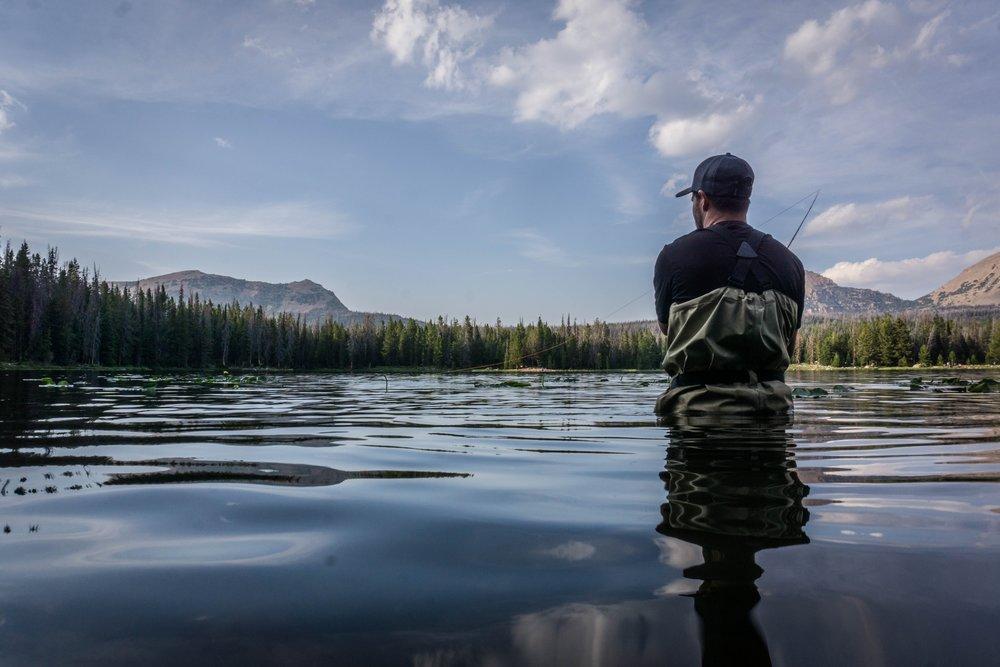 Basin Adventures - Fall Fishing (Image: Tyson Dudley )