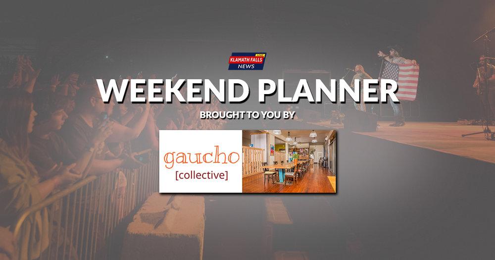 Weekend Planner for October 27-29, 2017